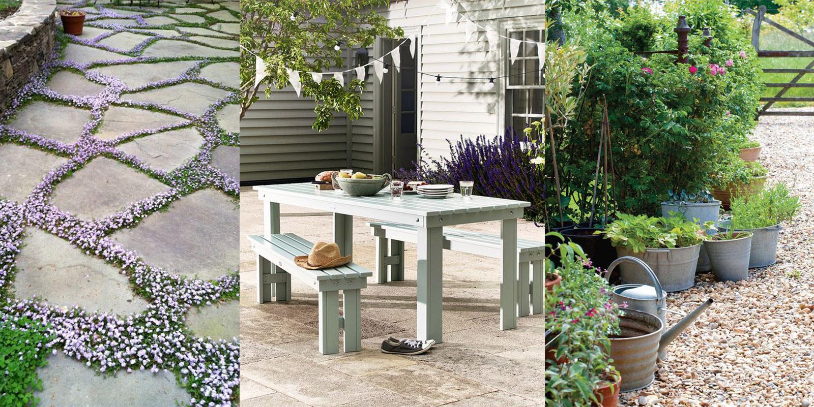 Garden Paving Inspiration for Spring